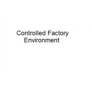 West Coast Prefinish - Controlled Factory Environment